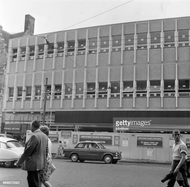 New BHS premises on Broad Street Reading 24th June 1967
