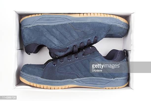 New Blue Shoes