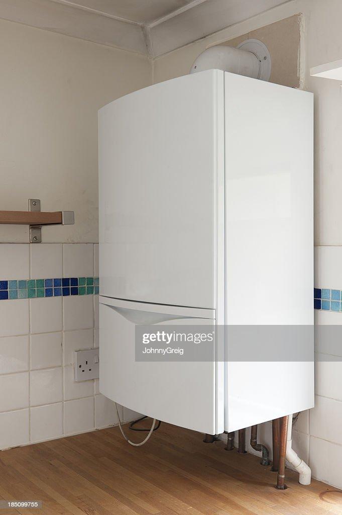 New Boiler : Stock Photo