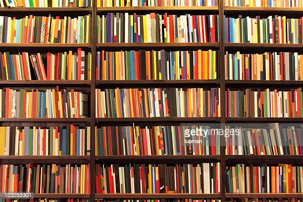 new books - book store stock photos and pictures