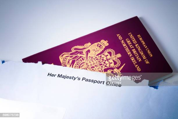 New British Passport