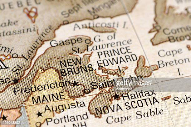 new brunswick and nova scotia - augusta maine stock pictures, royalty-free photos & images