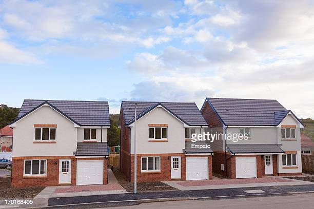 new build housing - new stock pictures, royalty-free photos & images