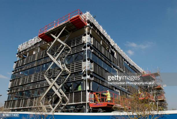 New building for Faculty of Health Social Care at the Rivermead Campus Anglia Ruskin University Chelmsford Essex UK