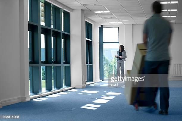 Neue business Büros