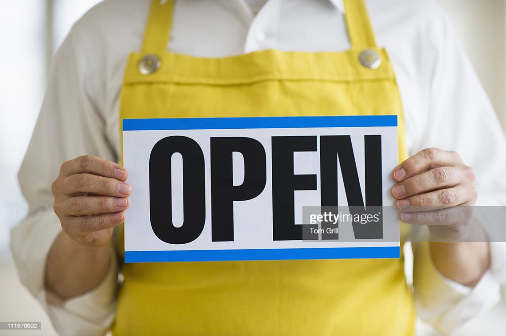 New business open : Stock Photo