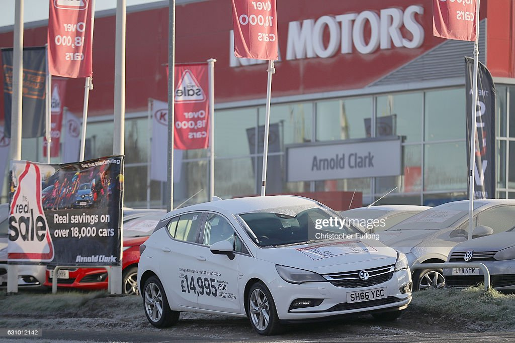 Year End Car Sales Figures Due To Be Published Photos and Images ...