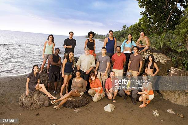 19 new castaways are set to compete when SURVIVOR FIJI the EmmyAward winning reality series premieres Thursday February 8 on the CBS Television...