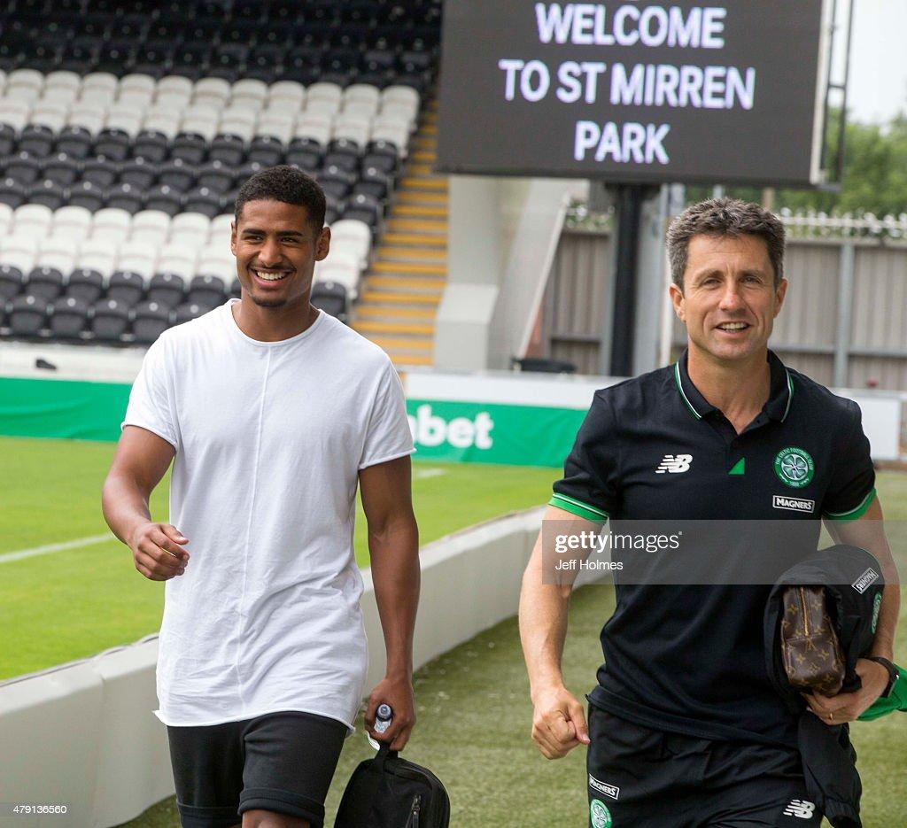 Celtic v Den Bosh - Pre Season Friendly : News Photo