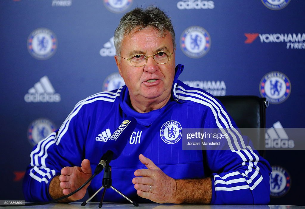 Chelsea Press Conference