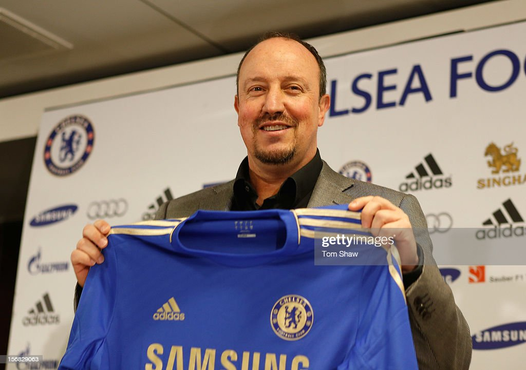Rafael Benitez is Unveiled as New Chelsea Manager : Foto di attualità