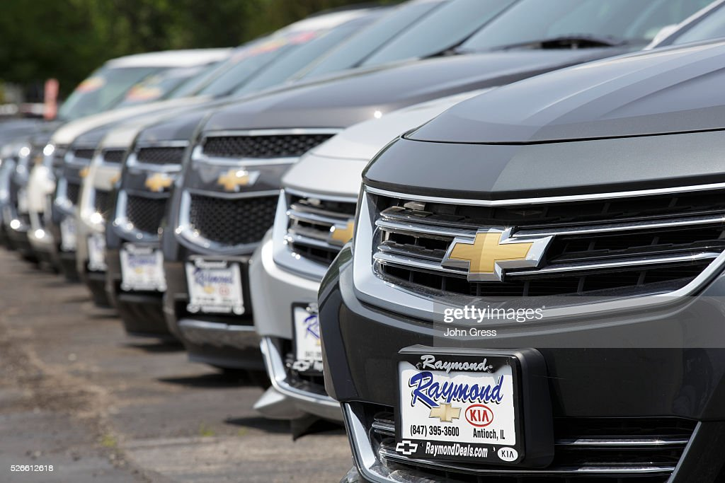 Raymond Chevrolet Antioch Illinois >> New Chevy S For Sale Fill The Lot At Raymond Chevrolet In