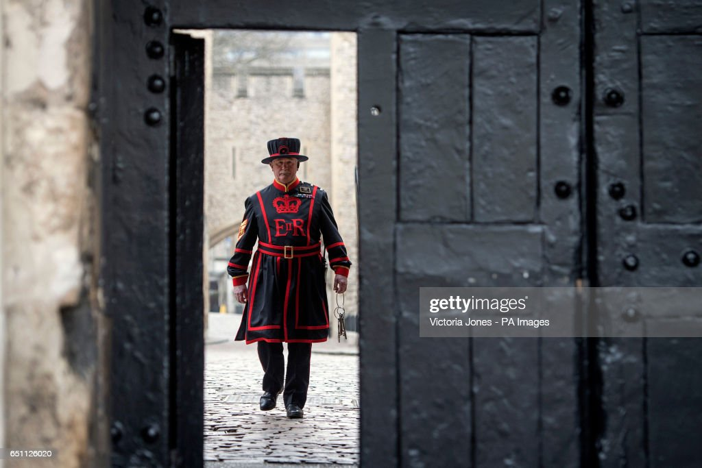 Tower of London Opening Ceremony : News Photo