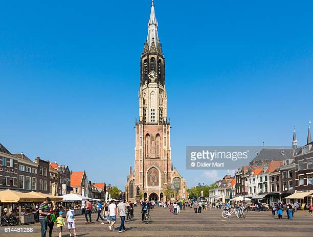 New church in Delft, The Netherlands