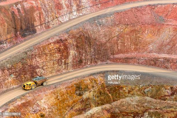 new cobar gold mine - coal mine stock pictures, royalty-free photos & images