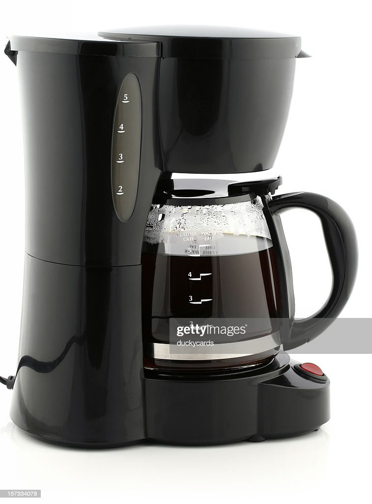 New Coffee Maker : Stock Photo