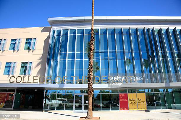 new college of the desert indio campus - indio california stock pictures, royalty-free photos & images