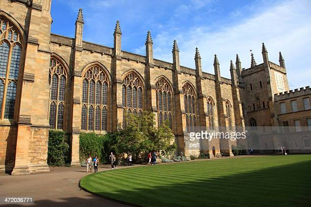 new college oxford, england - oxford university stock pictures, royalty-free photos & images