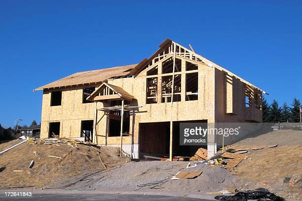 New Construction Home in Progress