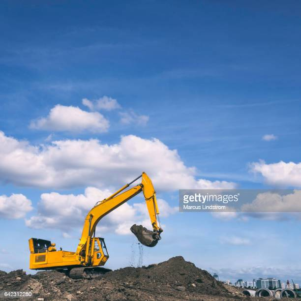 60 Top Construction Vehicle Pictures, Photos, & Images - Getty Images
