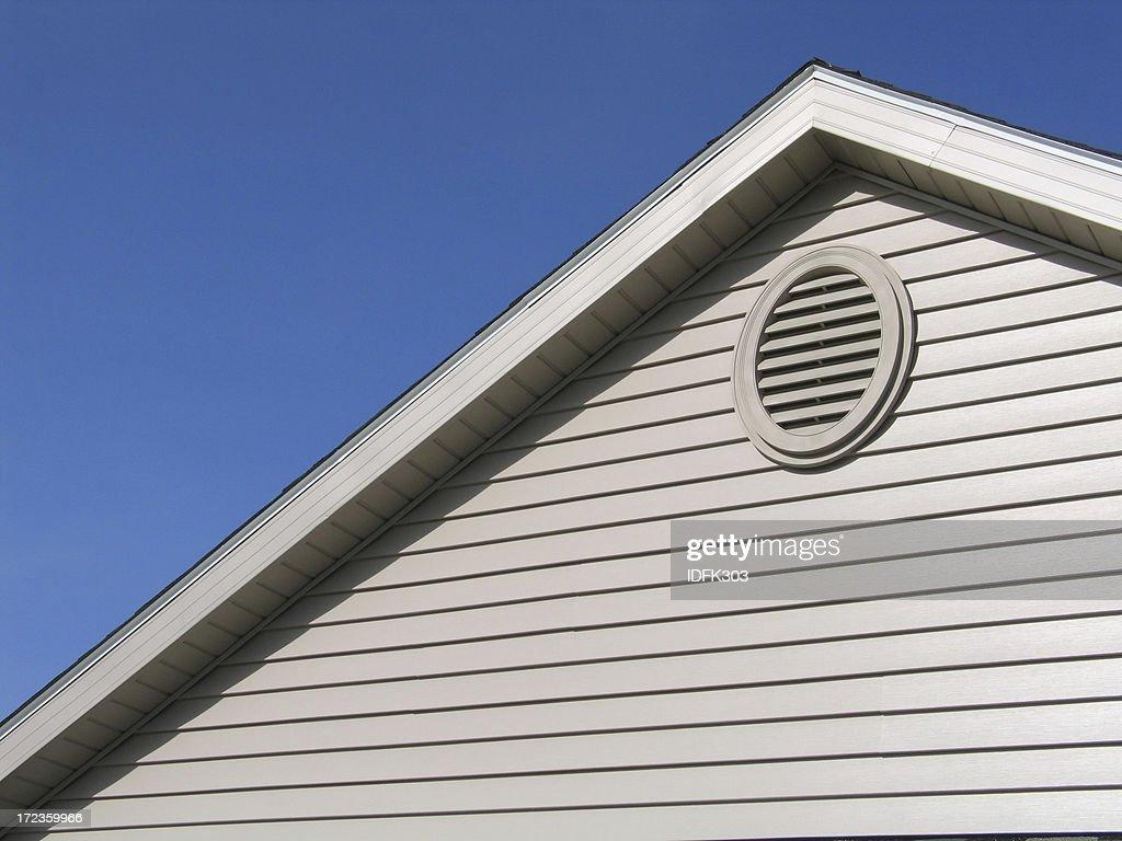 New Construction-House : Stock Photo