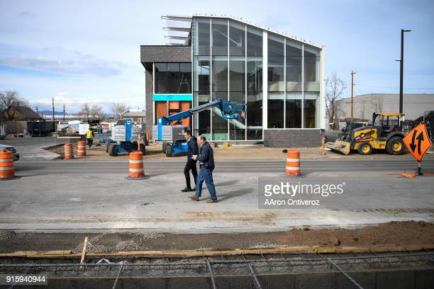 New constructions are aplenty in Denver's River North neighborhood as seen on Thursday February 8 2018 On Monday night Denver City Council is poised...