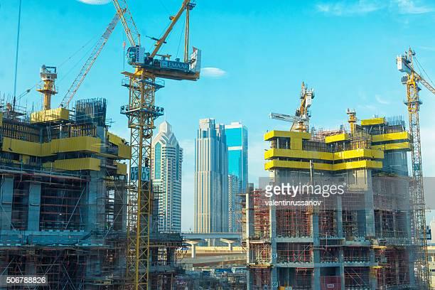 New Constructions in Dubai