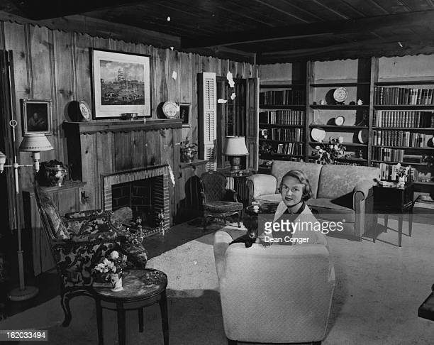 JUL 6 1953 JUL 12 1953 New country dwellers are Mr and Mrs Edward Bennett Close Jr who recently purchased a French farmhouse on Fairfox lane Mrs...