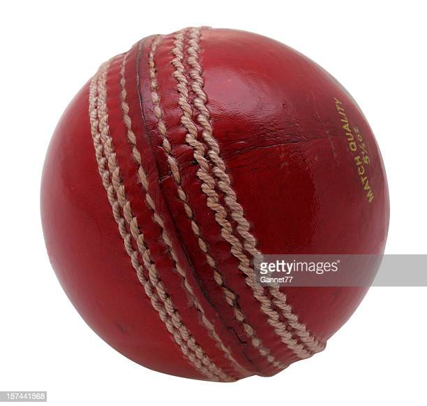 new cricket ball - cricket ball stock pictures, royalty-free photos & images