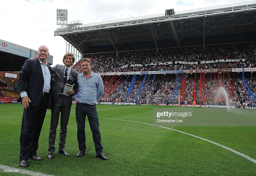 Crystal Palace v Leicester City : Photo d'actualité