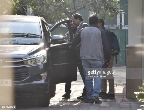 Meeting After Allegations Of Manhandling Of Delhi Chief Secretary