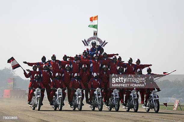 Indian Army Officer Stock Photos And Pictures