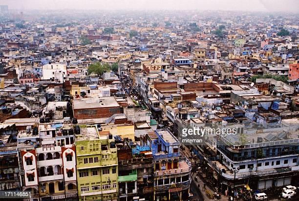 New Delhi landscape