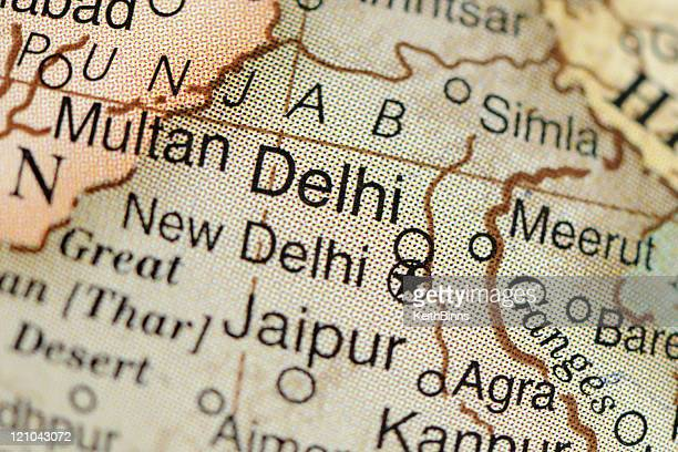 new delhi - uttar pradesh stock pictures, royalty-free photos & images