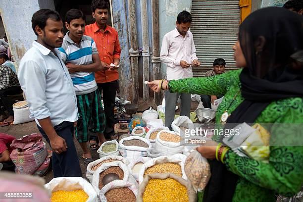 Nueva Delhi street vida
