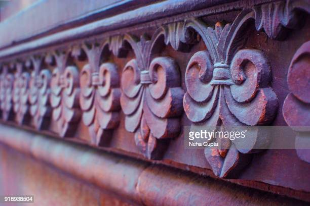 New Delhi's Red Fort (Lal Quila) - Architectural Details