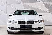 New disel engine series of inexpensive BMW 320d sedan