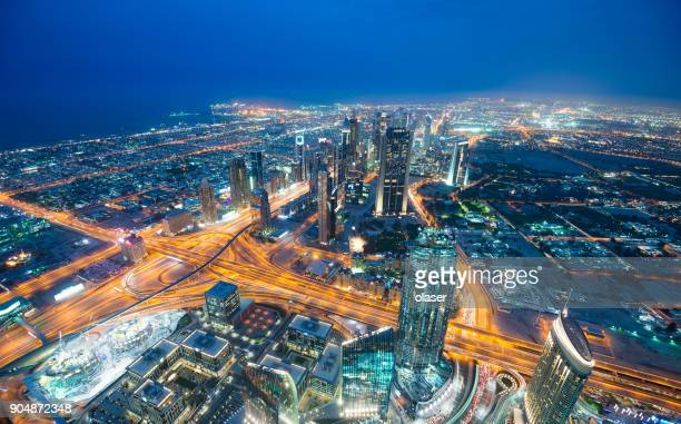 new dubai night