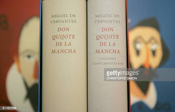 an analysis of don quixote by miguel de cervantes Summary chapter 8 they come across a field of windmills, which don quixote sees as a group of giants he tells sancho he is going to slay them and take their riches.