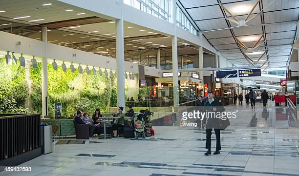 new edmonton airport gates - edmonton stock pictures, royalty-free photos & images