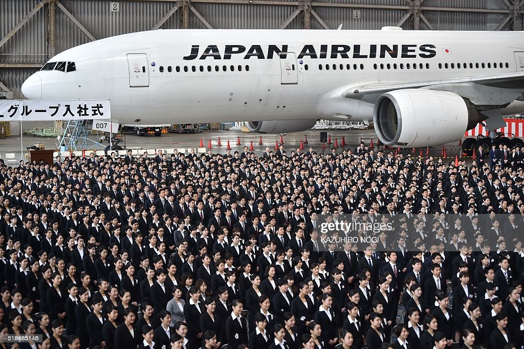 10 Japan Airlines