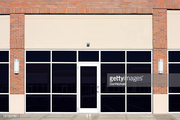 new empty store front - facade stock pictures, royalty-free photos & images