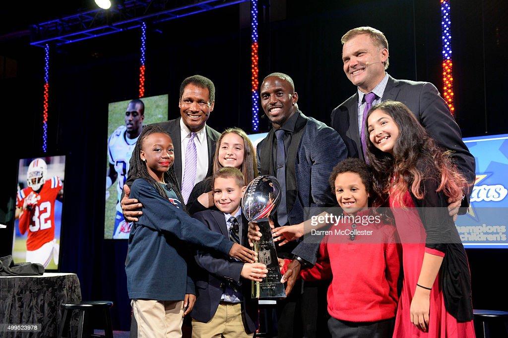 "Boston Children's Hospital Celebrates ""All Stars"" In Sports And Medicine At 2015 Champions For Children's Gala"
