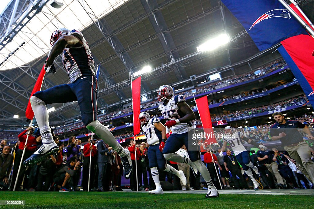 Super Bowl XLIX - New England Patriots v Seattle Seahawks : ニュース写真