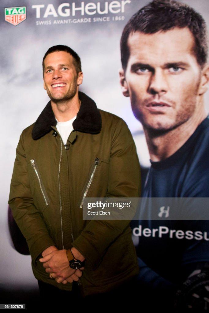 A Triumphant Celebration With Living Legend, Tom Brady