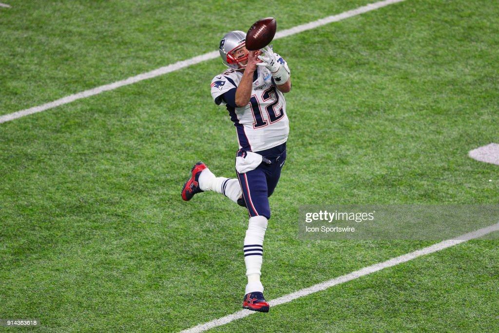 NFL: FEB 04 Super Bowl LII : News Photo