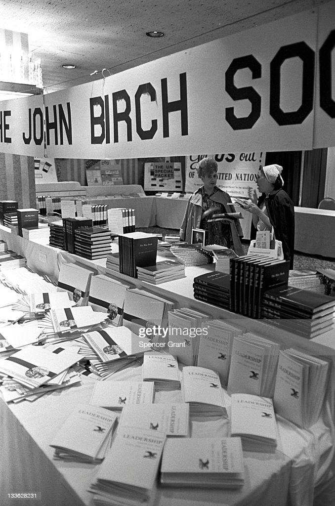 John Birch Society Exhibit : News Photo
