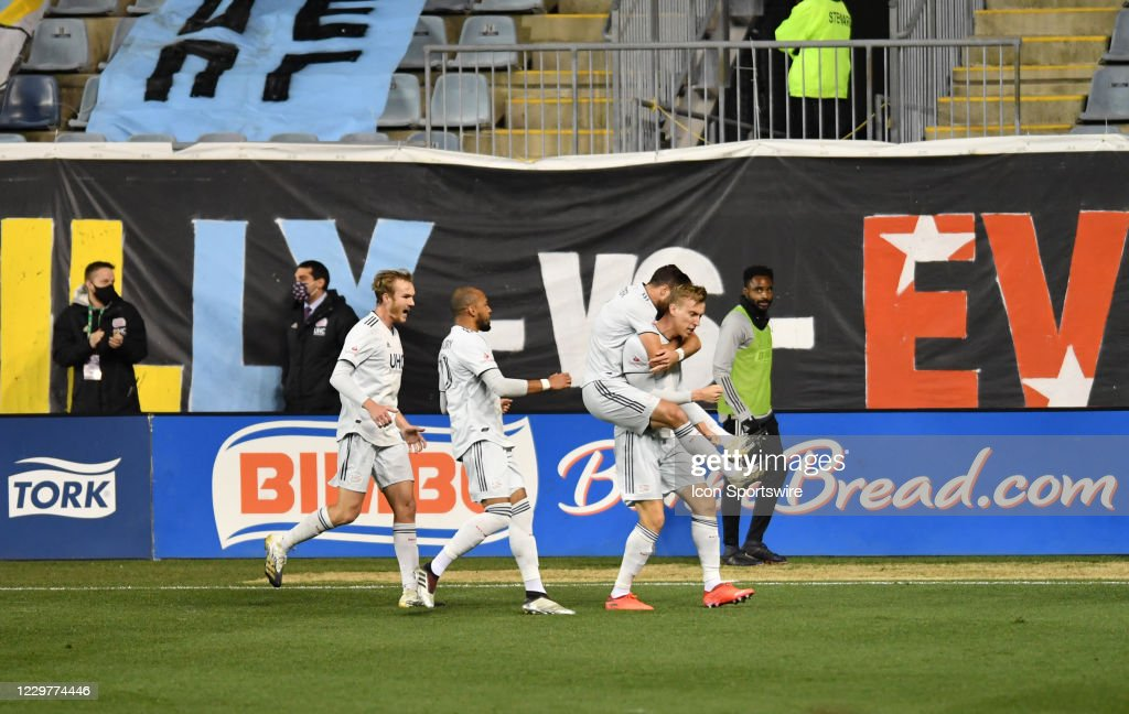 SOCCER: NOV 24 MLS Cup Playoffs Eastern Conference Round One - New England Revolution at Philadelphia Union : News Photo