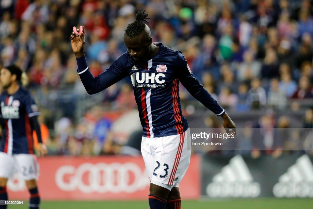 SOCCER: OCT 15 MLS - NY City FC at NE Revolution : News Photo