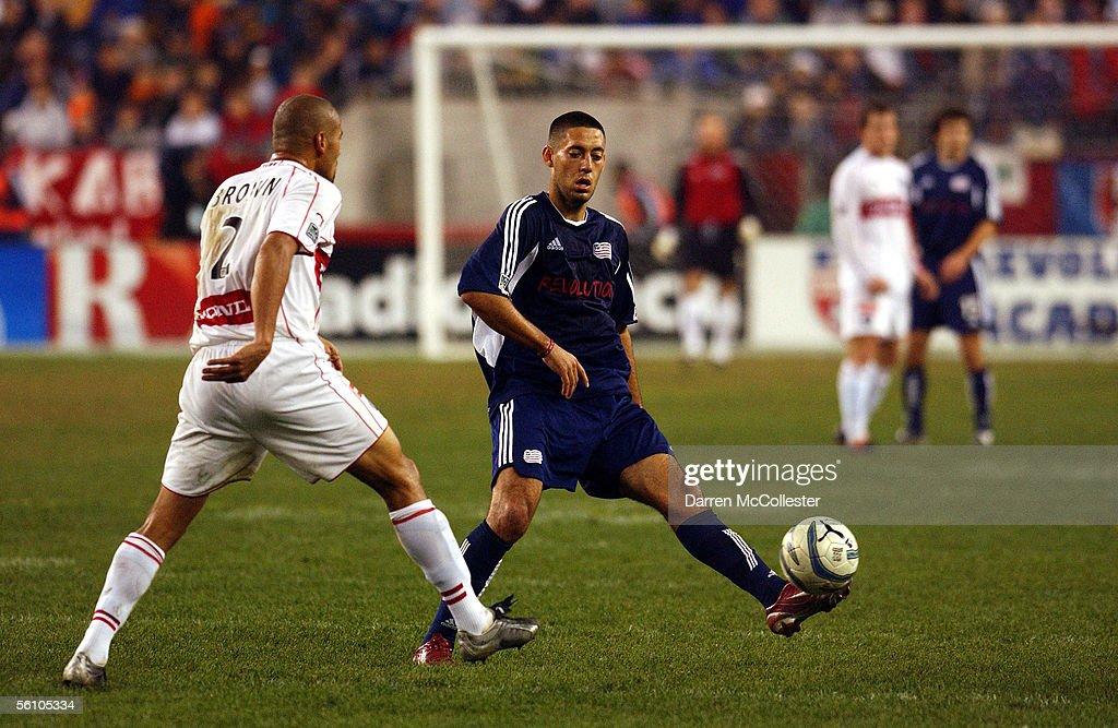 MLS Playoffs: Chicago Fire v New England Revolution : News Photo